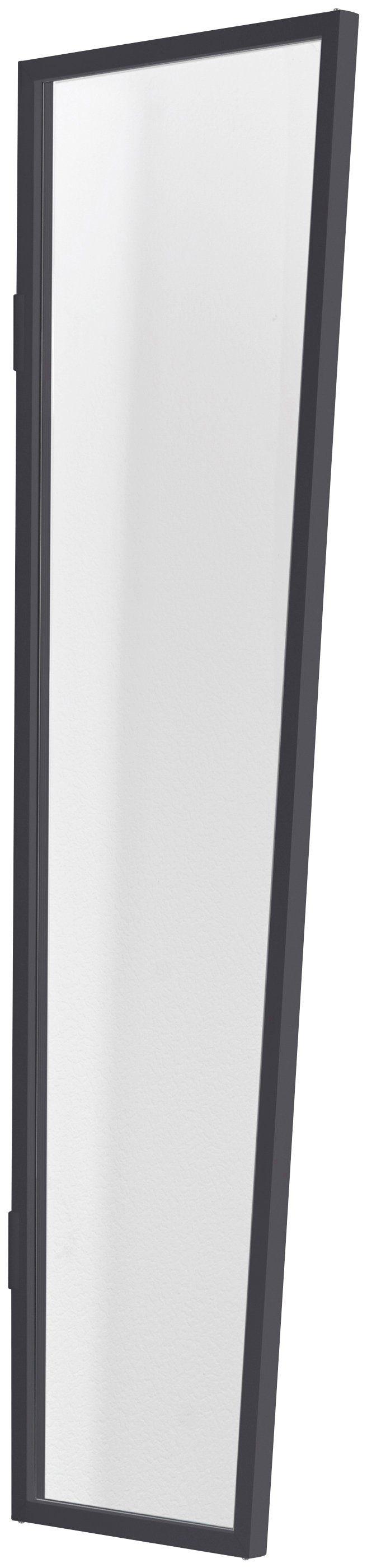 Gutta Seitenblende »B1 Acryl«, BxH: 60x200 cm, anthrazit-transparent