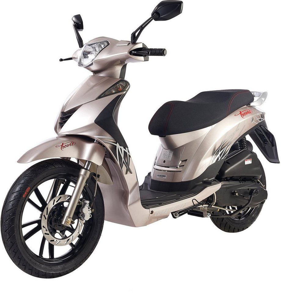 luxxon motorroller 50 ccm 45 km h core bikes trevis. Black Bedroom Furniture Sets. Home Design Ideas