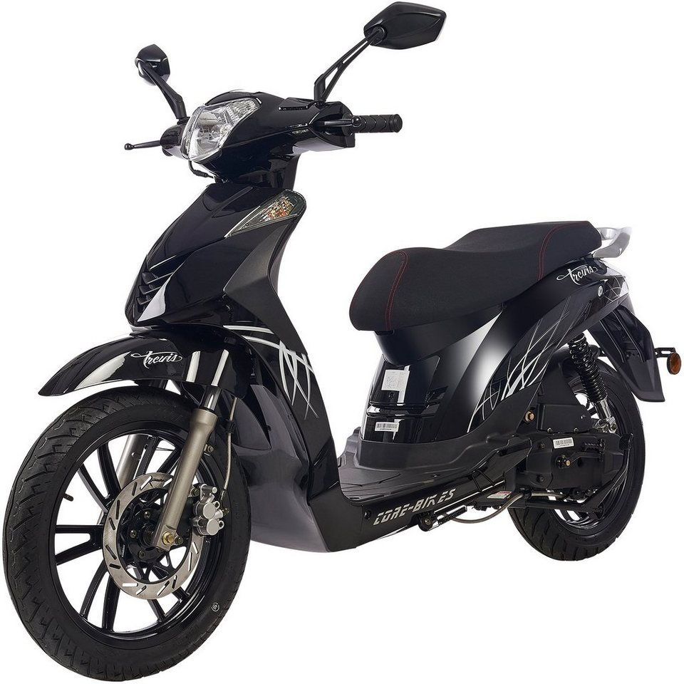 luxxon motorroller core bikes trevis 125 125 ccm 86 km. Black Bedroom Furniture Sets. Home Design Ideas