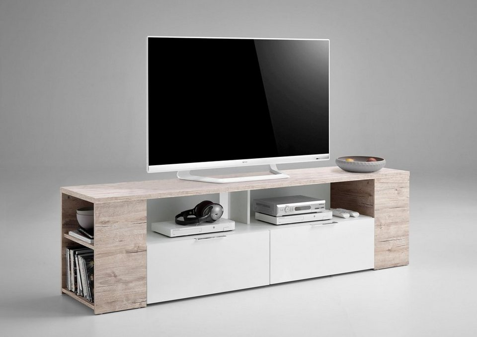 fmd tabor 2 lowboard breite 180 cm kaufen otto. Black Bedroom Furniture Sets. Home Design Ideas