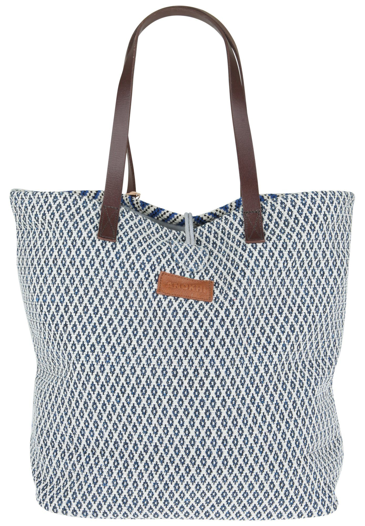 ANOKHI Canvas-Shopper »PYTHIA«