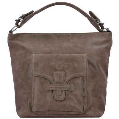 Fritzi aus Preußen Meja Vintage Shopper Tasche 45 cm Sale Angebote Schipkau