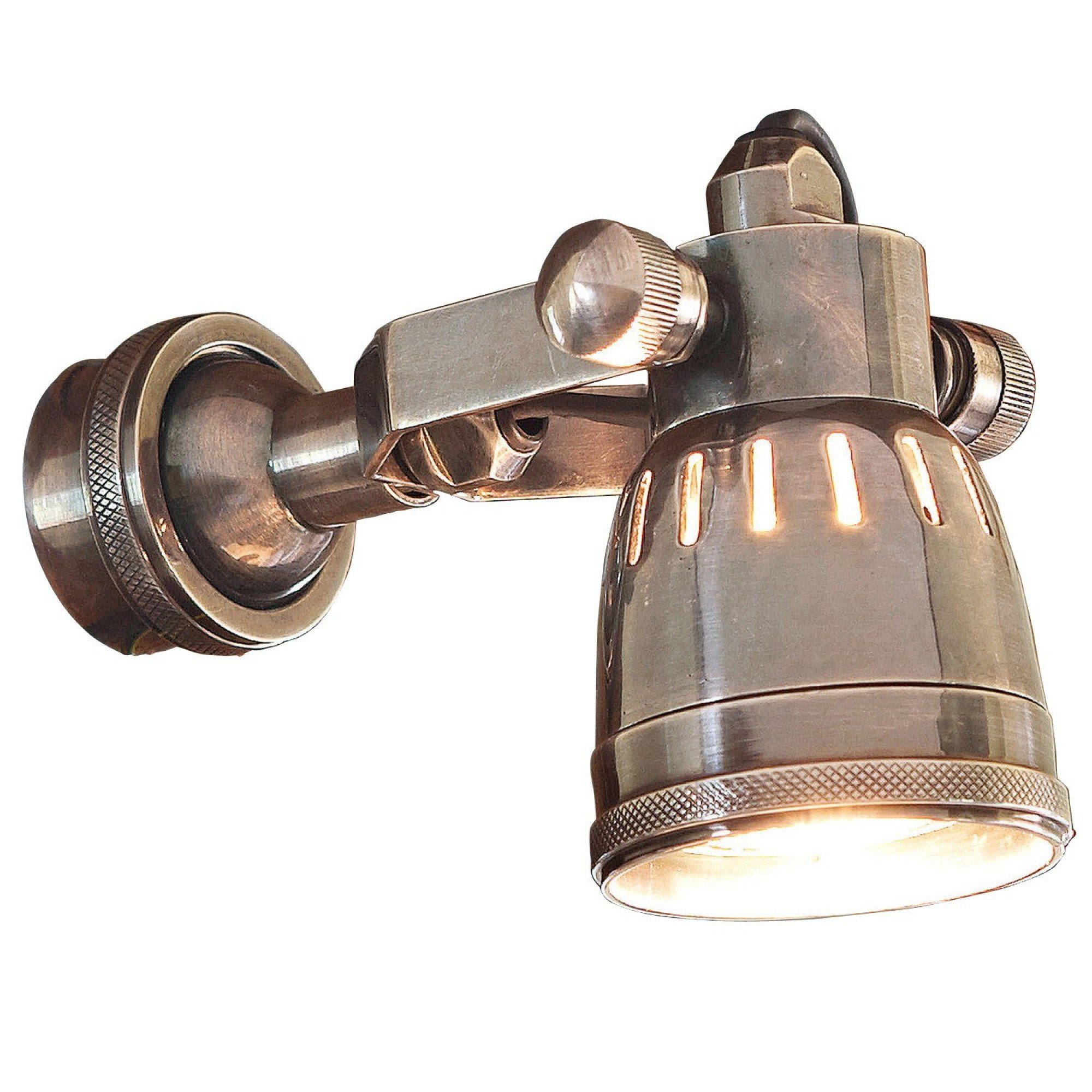 Loberon Wandlampe »Bedford«
