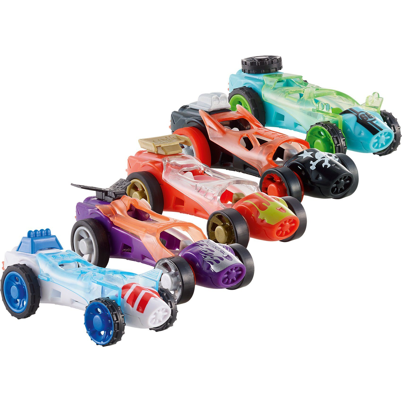 Mattel® Hot Wheels Speed Winders Car Track Sortiment (rollierend)