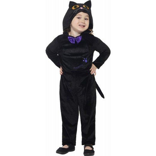 Süßes Kratzekatze Kostüm für Kleinkinder