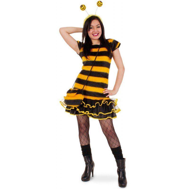 Bienchen Plüsch Kostüm für Teenager
