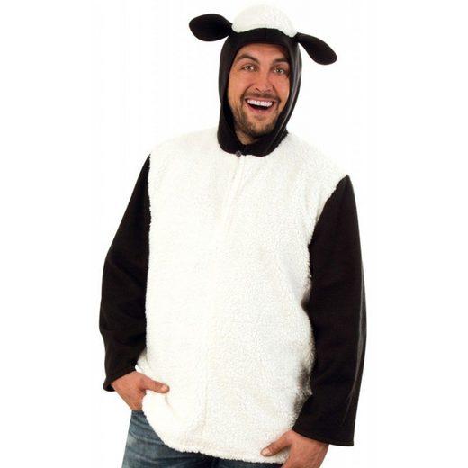 Sam das Schaf Plüsch Kostüm für Herren