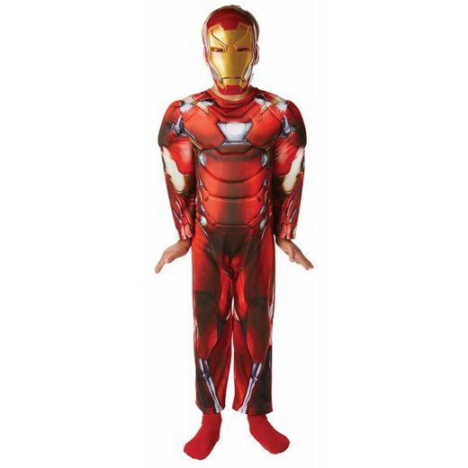 Deluxe Iron Man Civil War Kinderkostüm