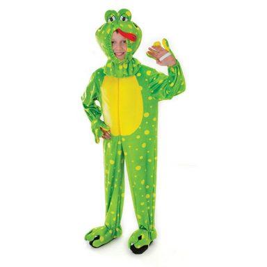 Frosch Quaki Quak Kinderkostüm - 128