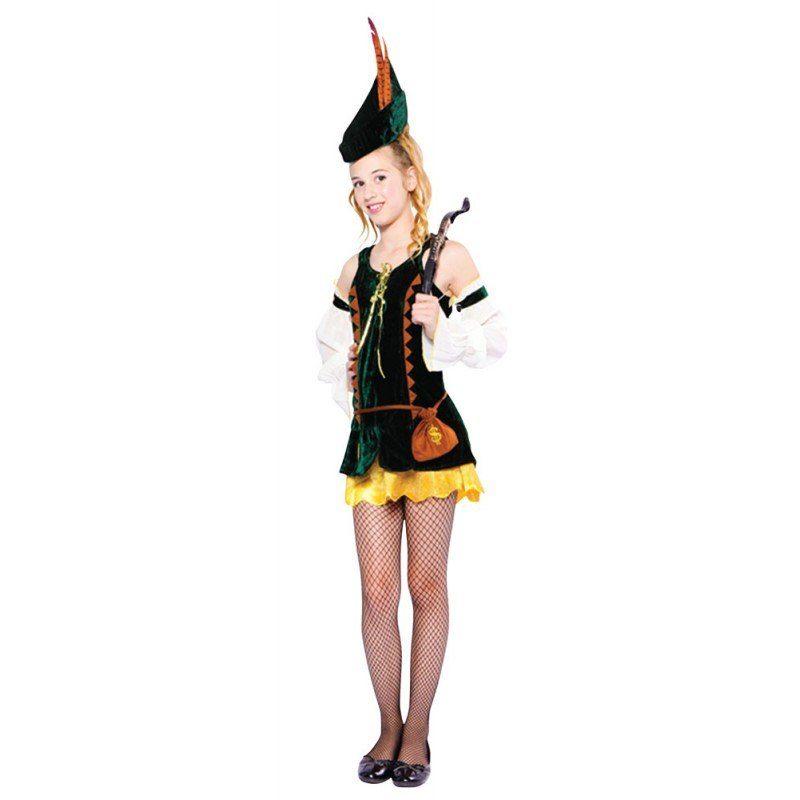 Prinzessin der Diebe Teenager Kostüm - XS