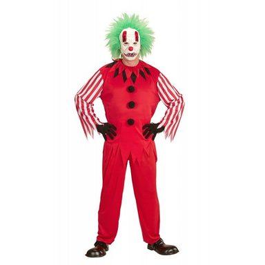 Rusty Ragged Clown Herrenkostüm