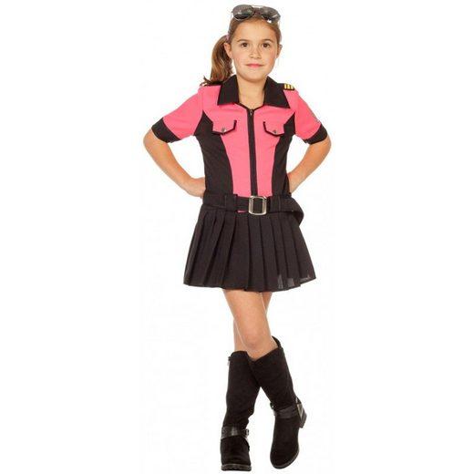 Pink Police Girl Polizistin Kinderkostüm