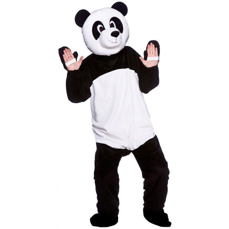 Panda Maskottchen Kostüm - Einheitsgröße (M-XL)