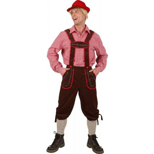 Bayerischer Bub Trachtenhose für Herren
