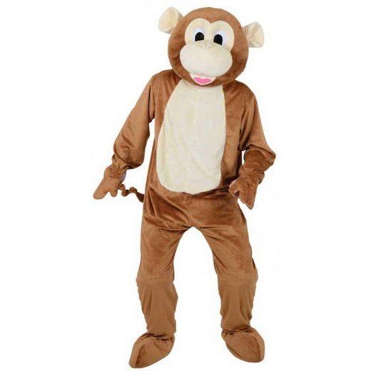 Affe Maskottchen Kostüm Cla - Einheitsgröße (M-XL)