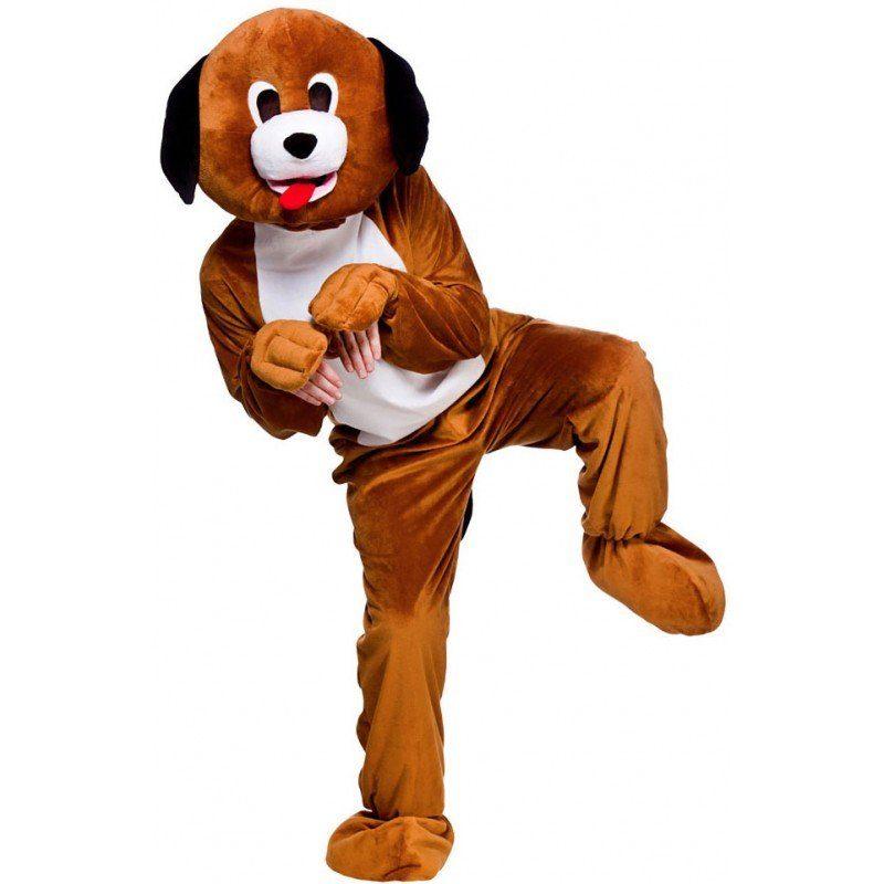 Hundewelpe Maskottchen Kost - Einheitsgröße (M-XL)