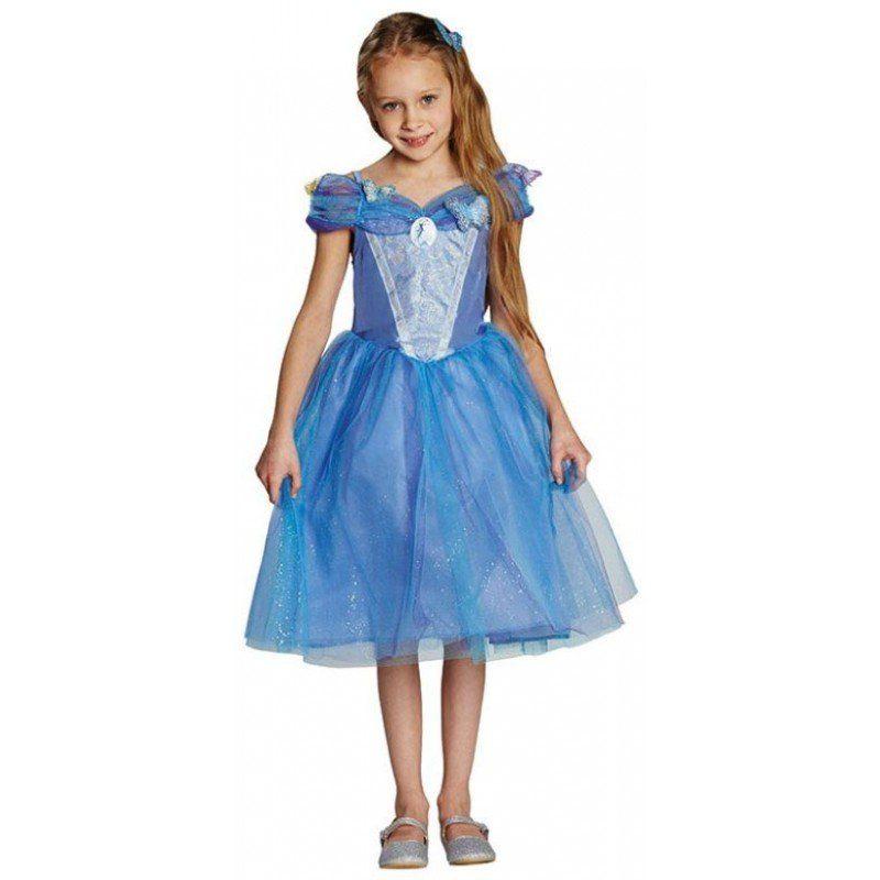 Cinderella Film Kostüm für Mädchen