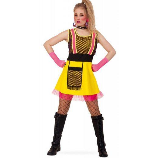 Freches Punk Girl Teenagerkostüm