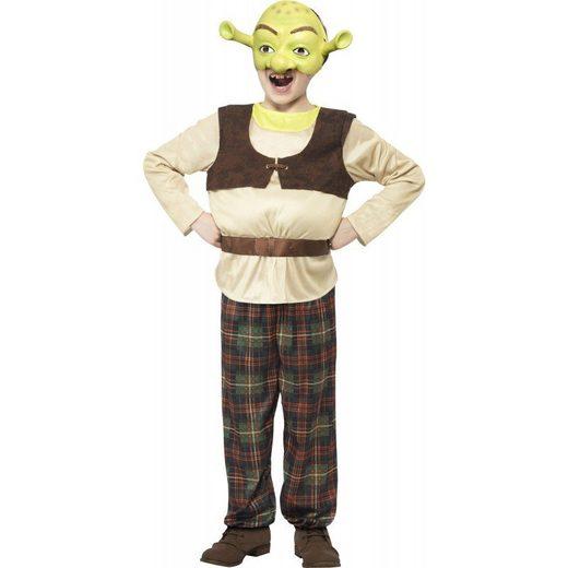 Lustiges Shrek Kinderkostüm