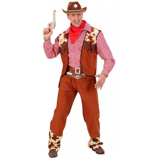 Cowboy Johnny Herrenkostüm