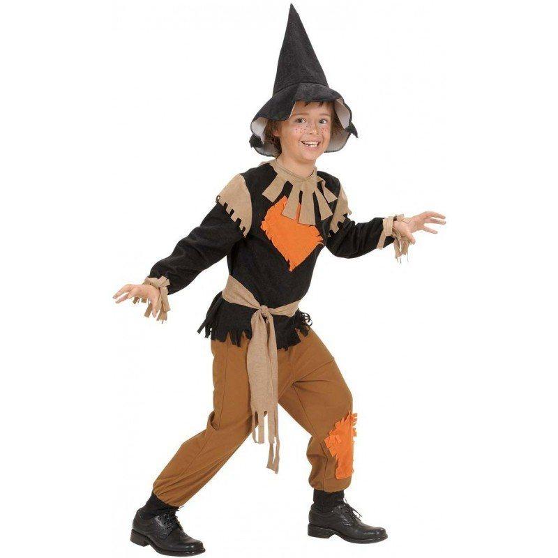 Vogelscheuche Halloween Kostüm Für Kinder Kaufen Otto