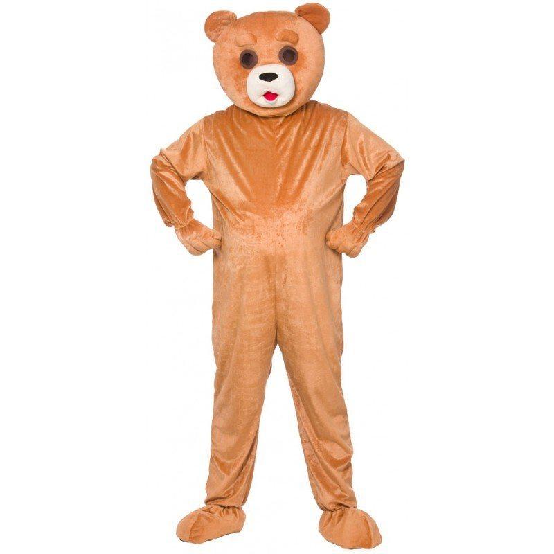 Funny Einheitsgröße Teddybär Maskottchen - Einheitsgröße Funny (M-XL) 83fff7