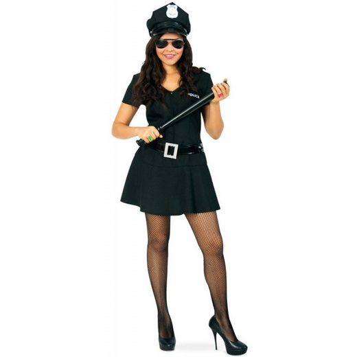 Police Officer Judy Teenagerkostüm