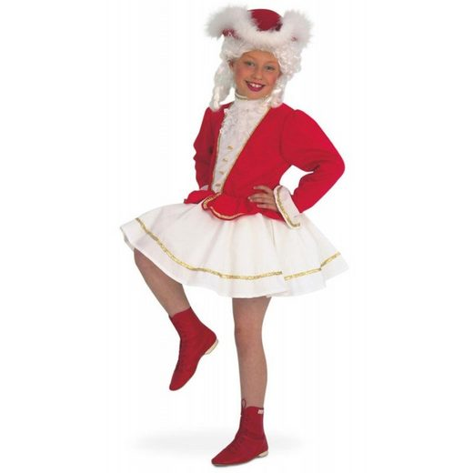 Funkenmariechen Garde Kostüm für Kinder