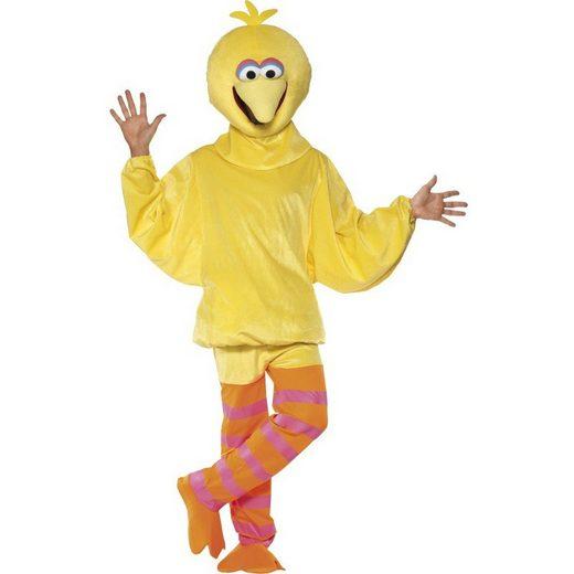 Bibo Sesamstraße Kostüm - M