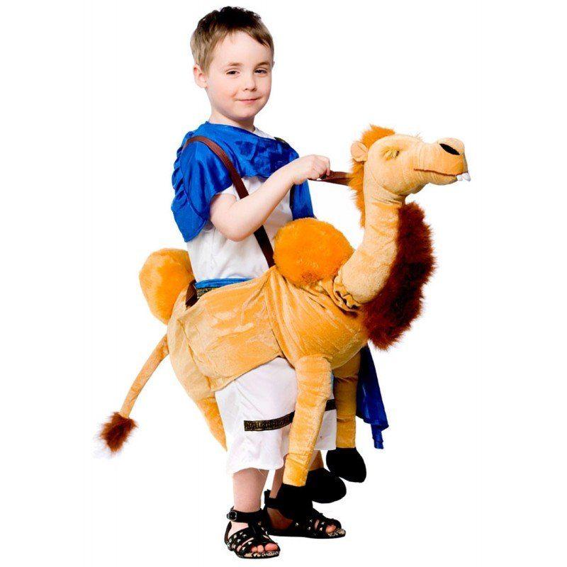 Witziges Kamel-Reiter Kinderk - Kinder (5-7 Jahre)