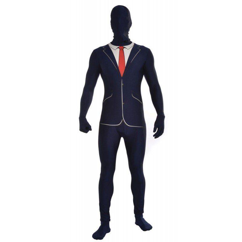 Business Man Second Skin Herrenkostüm - M/L