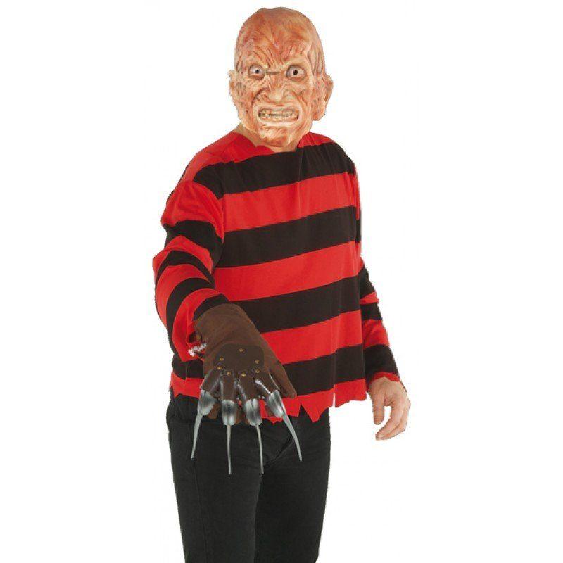 Freddy Krueger-Set Gruselkostüm - M/L