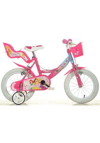 DINO Vaikiškas dviratis »Princess« 1 Gang