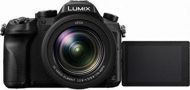 Lumix Panasonic »DMC-FZ2000EG« Superzoom-Kamera (LEICA DC VARIO-ELMARIT, 20,1 MP, NFC, Gesichtserkennung, Panorama-Modus)