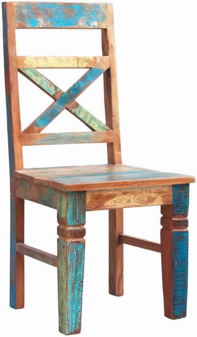Bunte Holzstühle bunte stühle kaufen otto