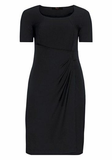Anna Scholz for sheego Cocktailkleid, Aus dicht gewebter und elastischer Qualität für eine ideale Passform