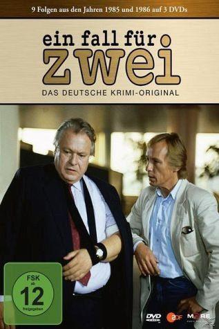 DVD »Ein Fall für zwei - Vol. 5 DVD-Box«