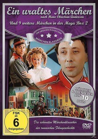 DVD »Märchen Klassiker-Box 2 DVD-Box«