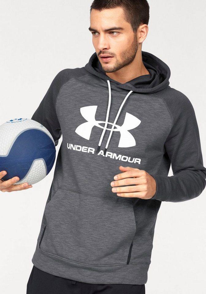 Under Armour® Sweatshirt »SPORTSTYLE TRIBLEND« in grau