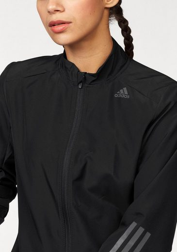adidas Performance Laufjacke RESPONSE WIND JACKET WOMEN