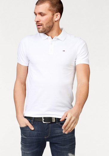 TOMMY JEANS Poloshirt »THDM BASIC POLO«