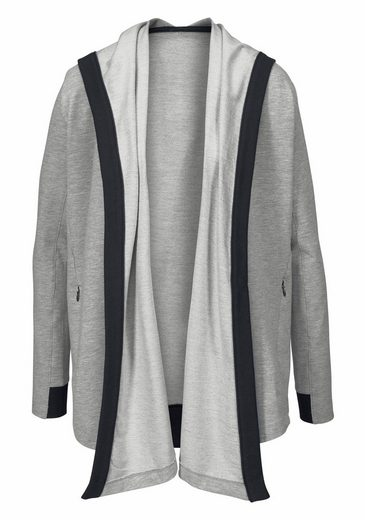 adidas Performance Kapuzensweatjacke WRAP ME UP COVER UP