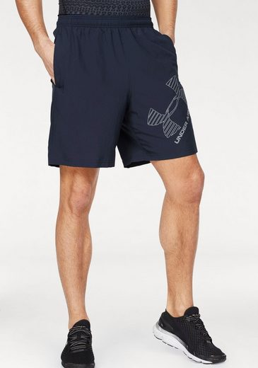 Under Armour® Shorts UNDER ARMOU 8 WOVEN GRAPHIC SHORT