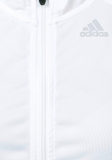 adidas Performance Laufjacke ADIZERO TRACK JACKET WOMEN, Taille verstellbar