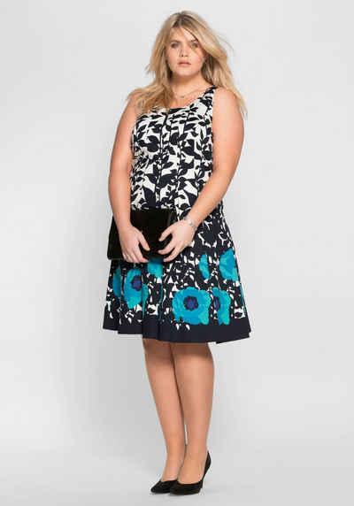 huge discount 9ca9f f004f Satin Kleider in großen Größen online kaufen | OTTO