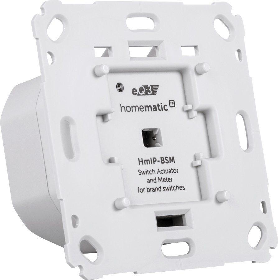Homematic IP Smart Home - Licht & Komfort »Schalt-Mess-Aktor für ...