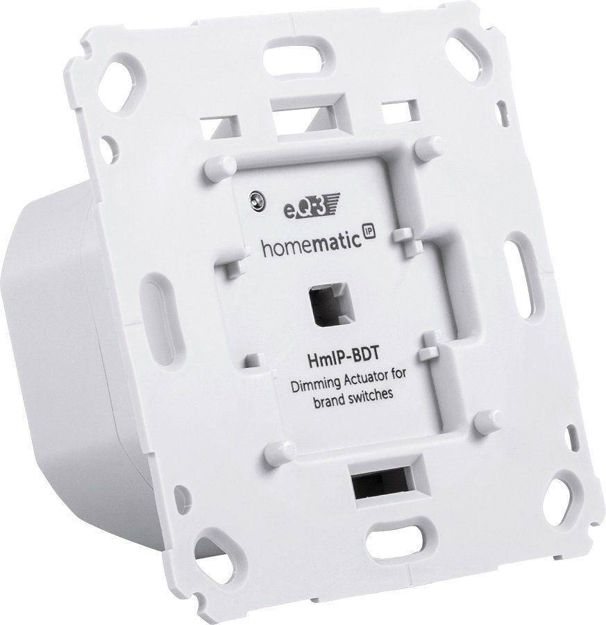 Homematic IP - Smart Home - Licht & Komfort (HmIP-BDT) »Dimmaktor für Markenschalter« in weiss