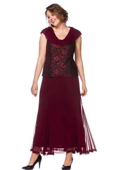 Abendkleid in rot online kaufen | OTTO