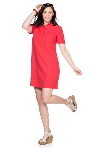 sheego Basic Shirtkleid