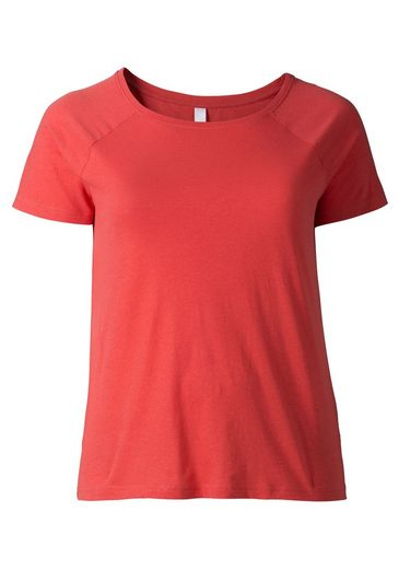 sheego Casual T-Shirt, ;
